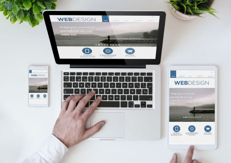Websites zu Fixpreisen - Moderne WordPress Websites