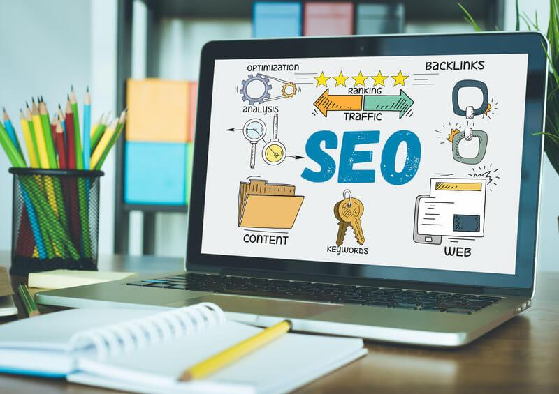 Suchmaschinen Optimierung für Websites und Onlineshops